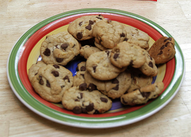 Ruth Graves Wakefield invented chocolate chip cookies.