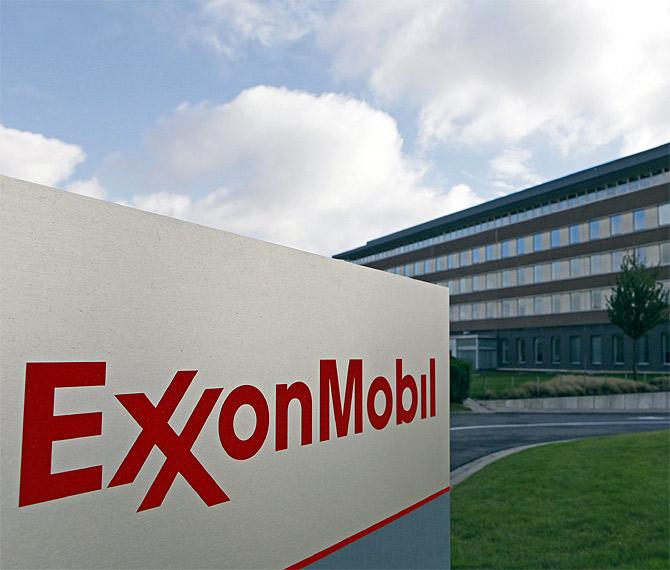 The Belgian headquarters of oil giant ExxonMobil.