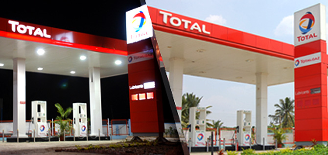 Total Oil India Private Limited.