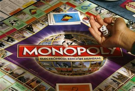 Elizabeth J Magie Phillips invented the Monopoly game.
