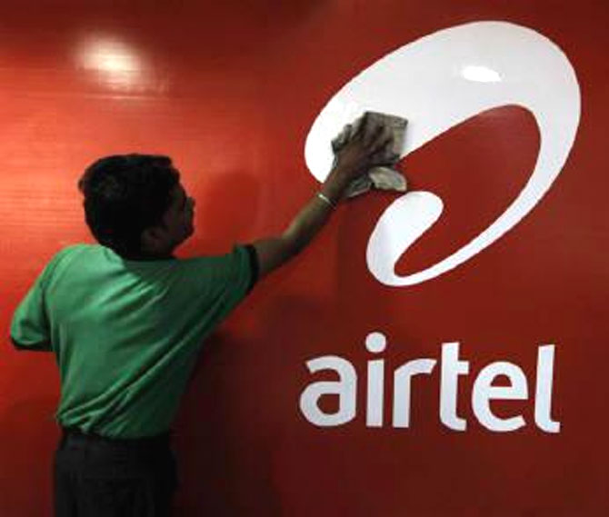 Bharti Airtel once considered among the favourites of investors under-perform the benchmark indices by a wide margin.
