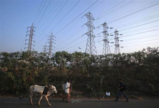 Tata Power has seen value erosion of more than five per cent.