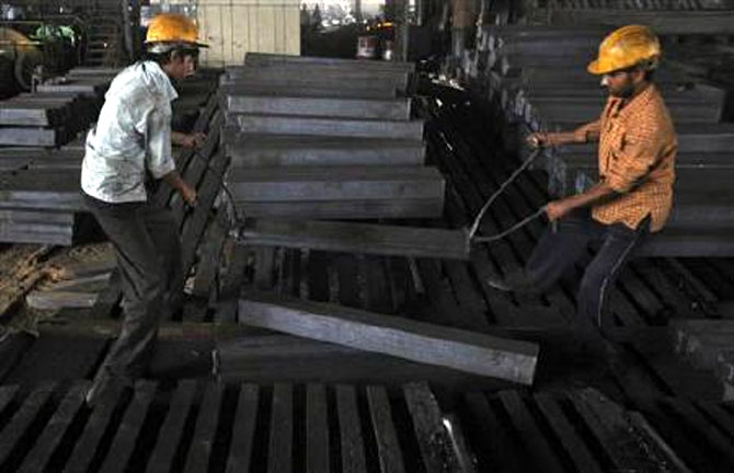 Steel sector has several long-standing issues.