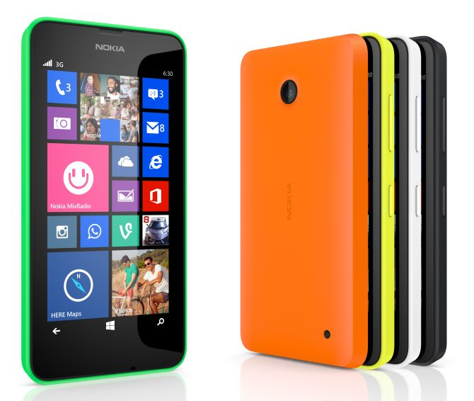 Lumia 630: For those who don't want an Android smartphone