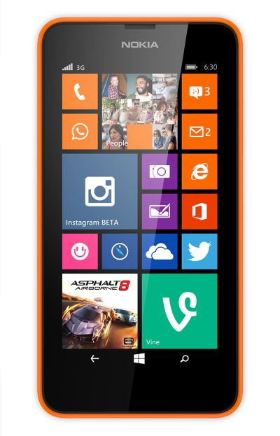 Microsoft launches dual-SIM Nokia Lumia 630 at Rs 11,500