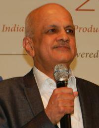 Nasscom president R Chandrashekhar.