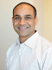 Image: Raj Gollamudi, director, Intel Capital. Photograph: Courtesy, GITPRO