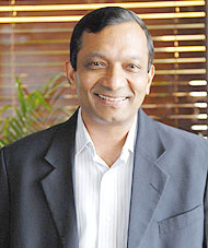 Mahindra & Mahindra executive director & president (automotive, farm equipment & two wheeler sectors) Pawan Goenka.