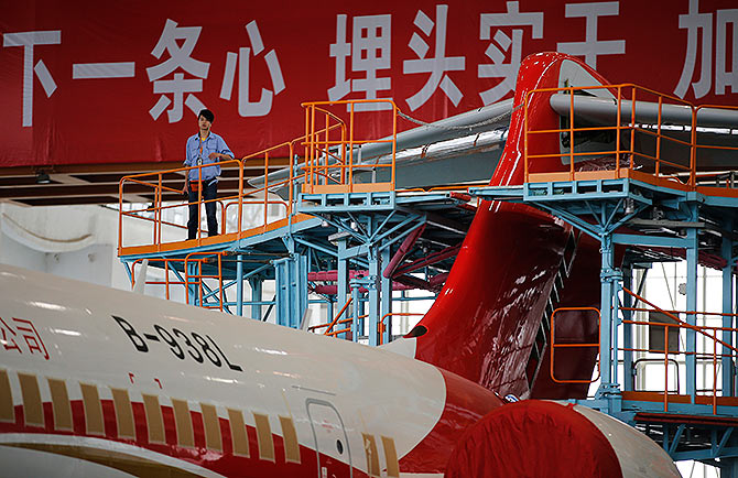 Made in China: Comac's first passenger aircraft is ready