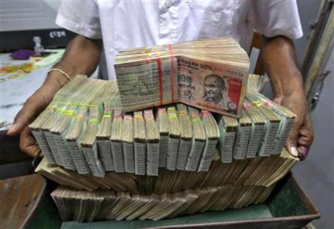 The rupee trend could be secular and sustainable or temporary.