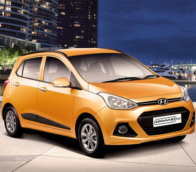 Can the stylish Hyundai Grand i10 take on Maruti Swift?