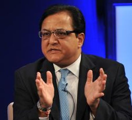 Yes Bank head Rana Kapoor was also present for Prime Minister Narendra Modi's swearing-in ceremony.