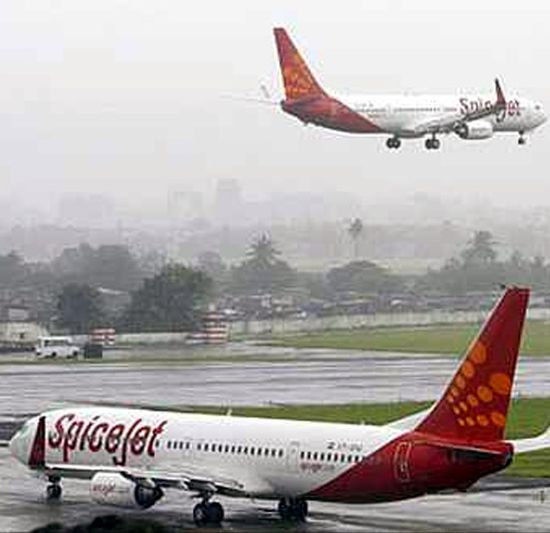 The fresh round of discounted fares is applicable for three days starting Tuesday on all SpiceJet flights from eight cities in South India.