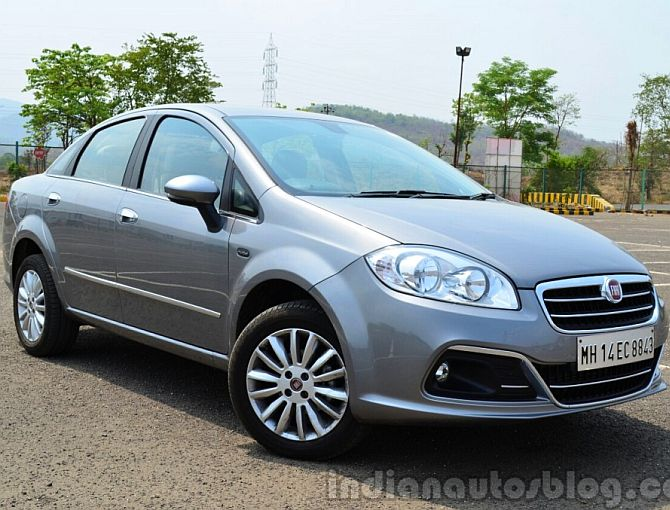Fiat Linea: The sedan best tuned for Indian roads