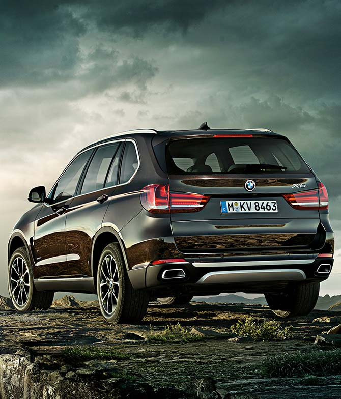 The diesel variant of the BMW X5 xDrive30d model is being locally produced at BMW's plant in Chennai.