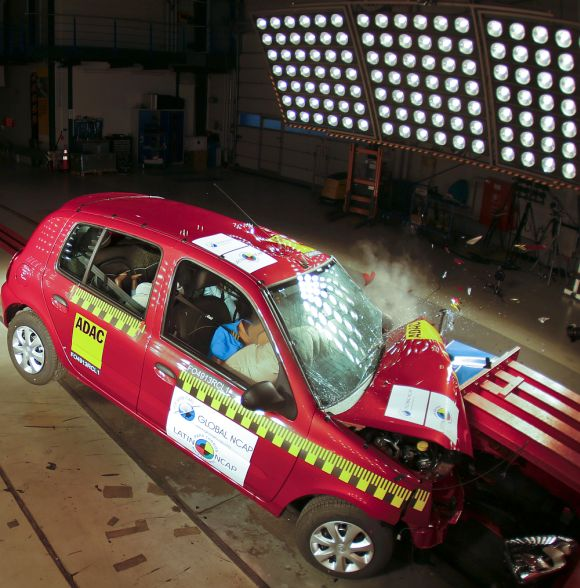 Did your car FAIL safety test? Blame it on Indian laws