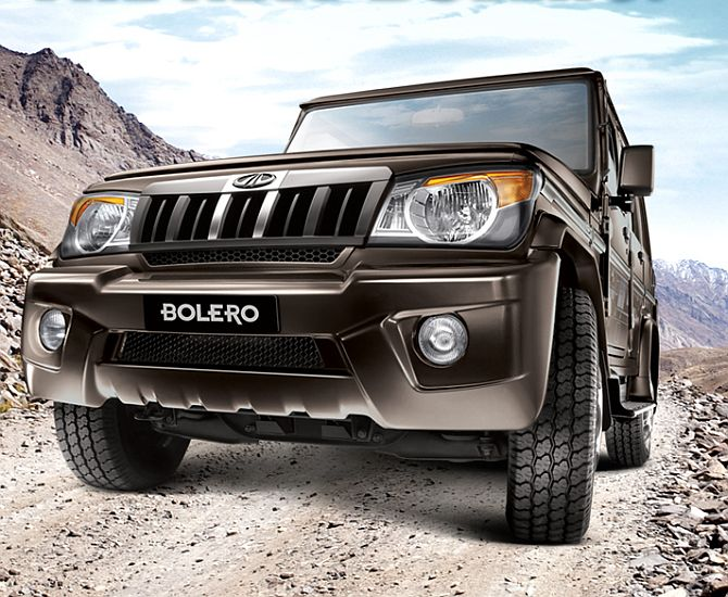Mahindra Bolero retains title as India's No 1 SUV