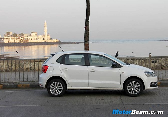 Volkswagen Polo GT TSI: The best petrol hatchback in India ...
