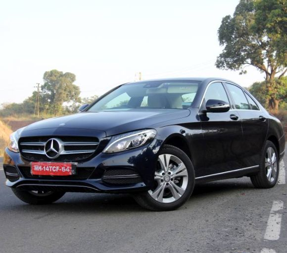 New Merc C-Class: Perfect balance between luxury and performance