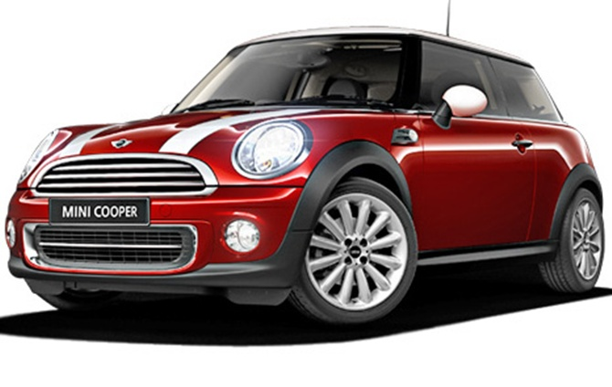 Who Owns Mini Cooper >> Bmw Rolls Out New Mini Cooper Models In India Rediff Com Business
