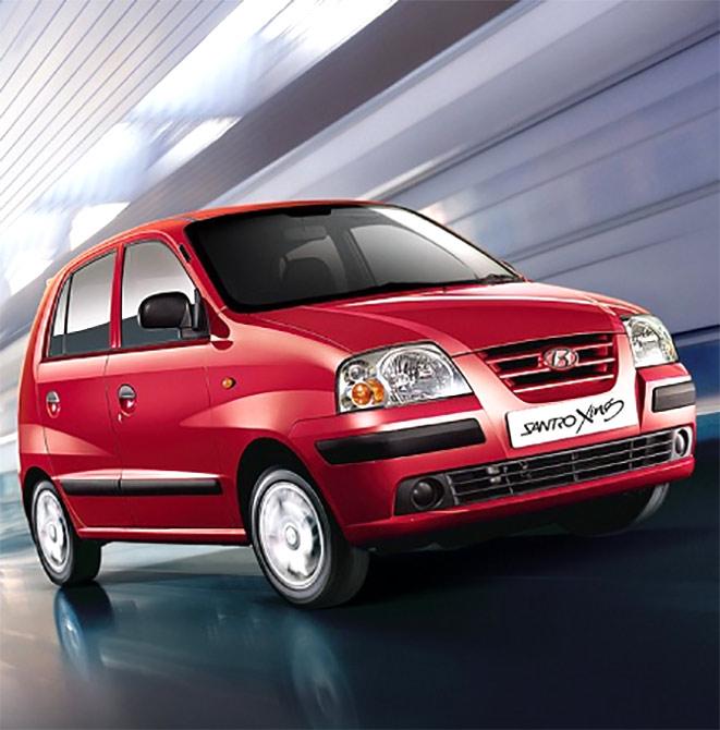 Hyundai Santro: A journey of triumphs and tribulations