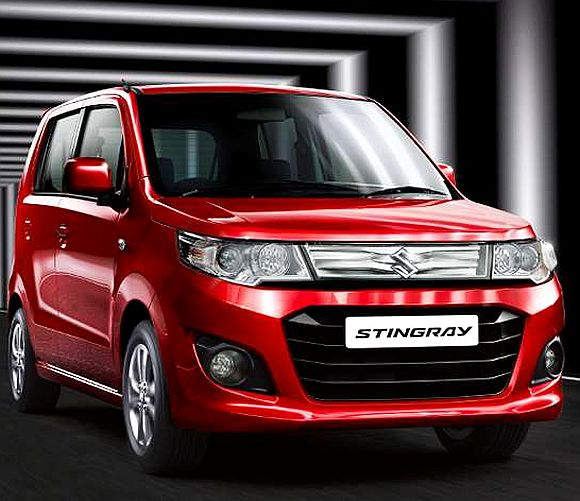 Maruti to drive in Wagon R Stingray automatic soon
