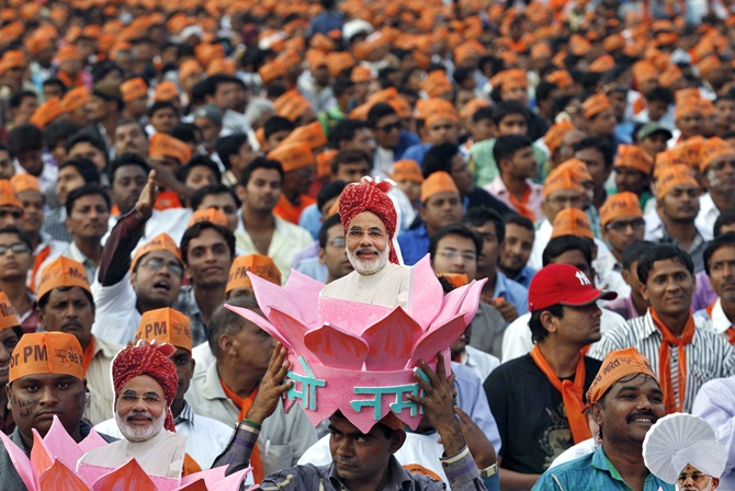 Modi's new effort to meet his biggest promise: Job creation