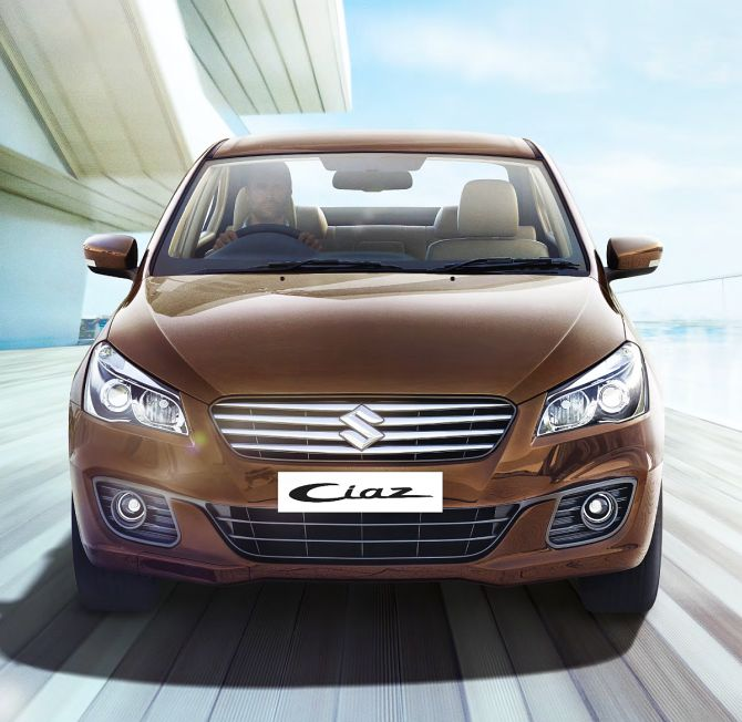 Maruti launches its most-awaited car Ciaz at Rs 6.99 lakh