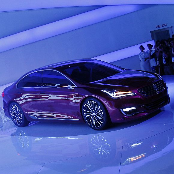 Maruti to take on Honda, Hyundai sedans with Ciaz