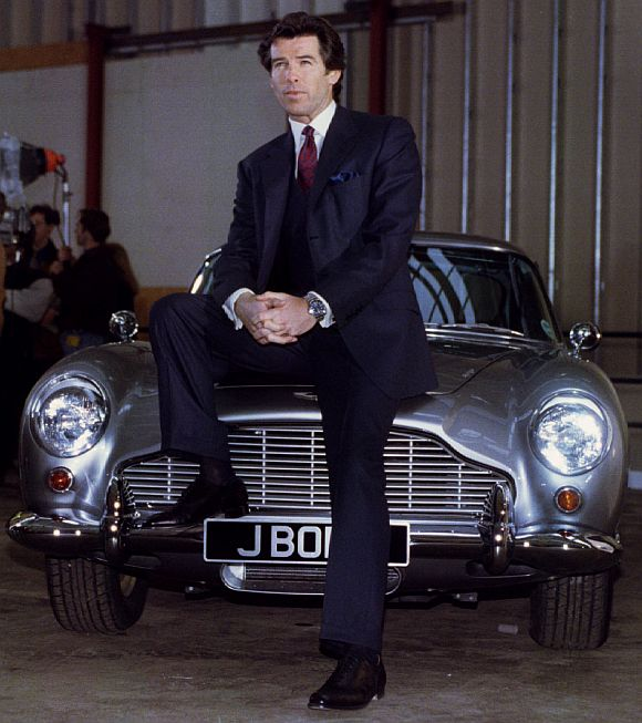 The Best James Bond Cars Of All Time