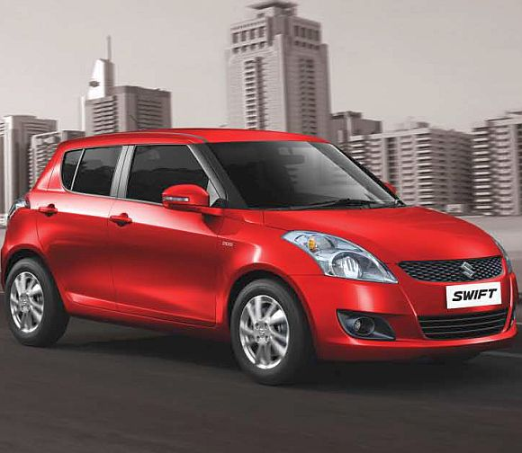 Maruti launches new Swift; price starts at Rs 4.42 lakh