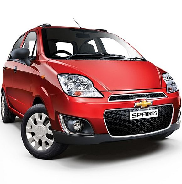 Hyundai Santro, Chevrolet Spark to be off Indian roads soon