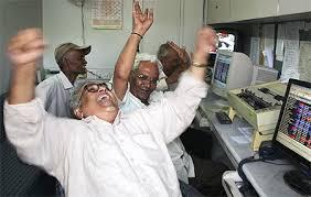 Traders rejoice