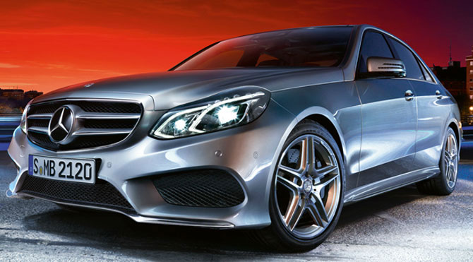 Mercedes-Benz launches new E350 at Rs 57.4 lakh