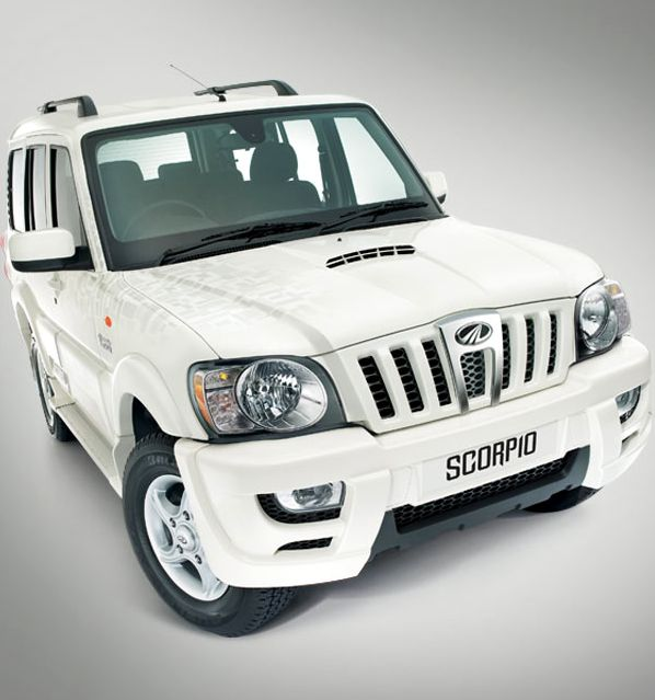 All You Need To Know About The New Mahindra Scorpio Rediff Com