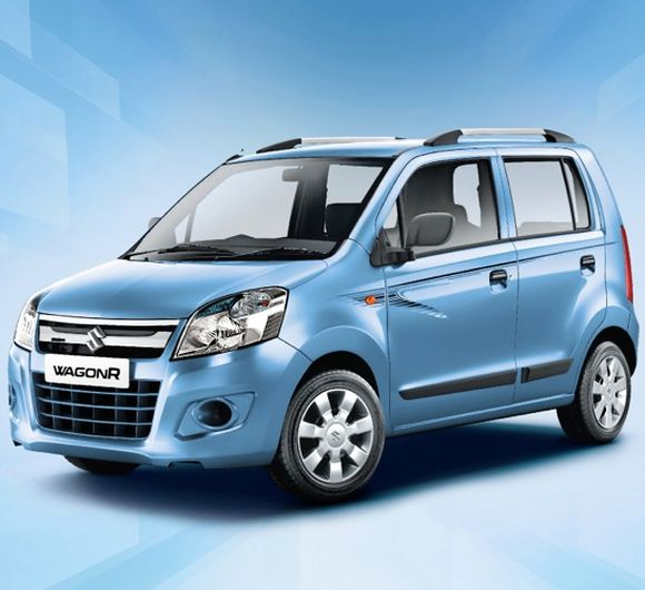 Maruti Launches Special Edition Wagon R Krest Rediff Com