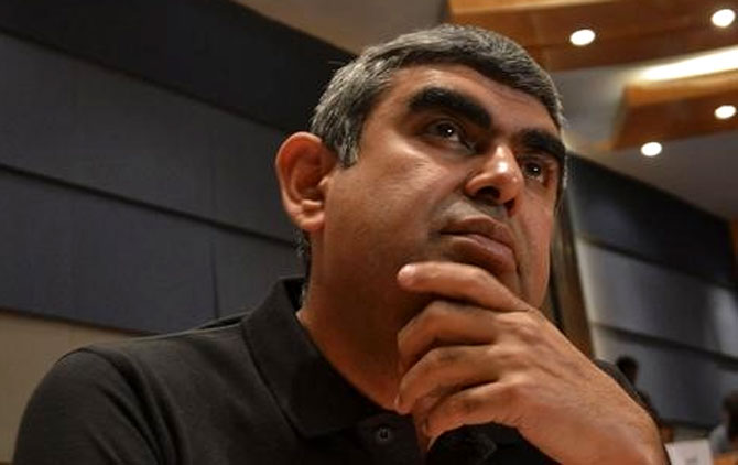Sikka on how Infosys plans to deliver good results in FY16