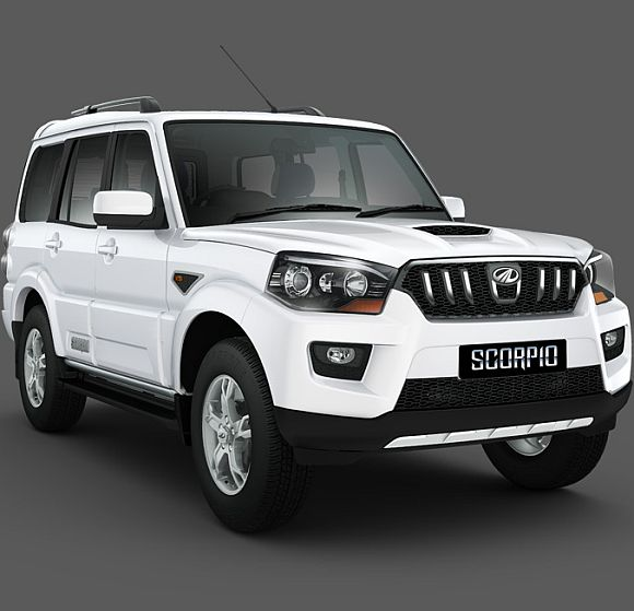 Mahindra Launches All-new Scorpio At Rs 7.98 Lakh