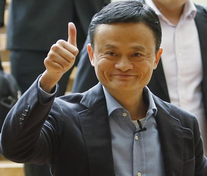 Jack Ma, CEO of the Alibaba Group and the second richest man in China, is also an investor in the Chinese Super League