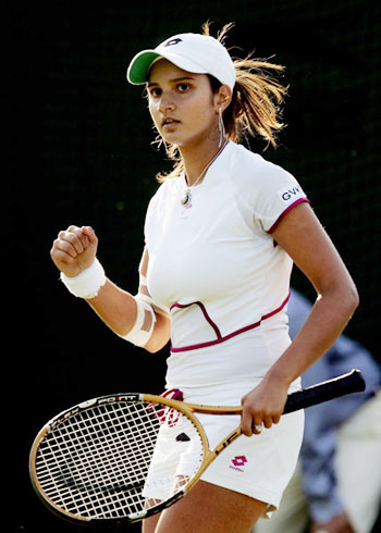 Women score high in sports endorsements - Rediff.com Business