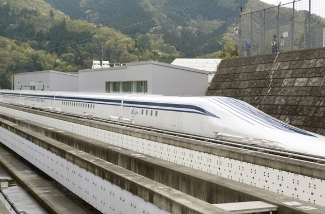 World's 10 fastest trains