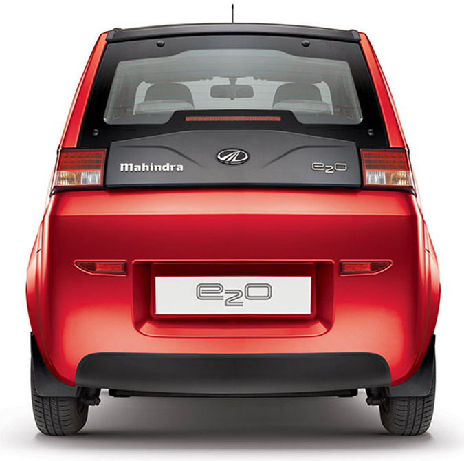 Mahindra Electric Car Now At Rs Lakh Only Rediff Com