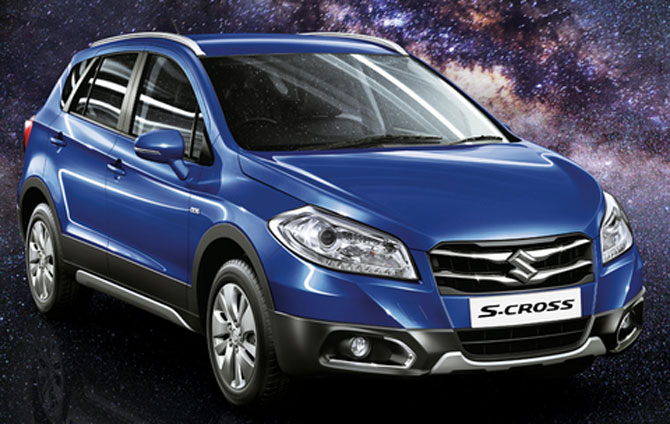 Maruti rolls out premium SUV S-Cross at Rs 834,000