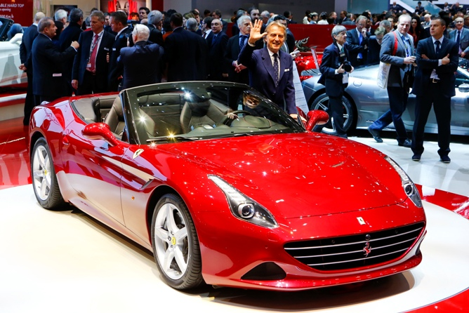 The Rs 3.3-crore Ferrari California T to race Indian roads soon
