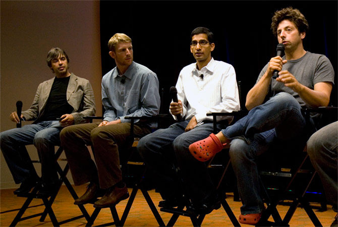 larry page and sergey brin leadership styles Lawrence edward page (born march 26, 1973) is an american computer scientist  and internet entrepreneur who co-founded google with sergey brin  page  even documented his management tenets for his team to use as a reference:   work, as well as stone and tile in california arts and crafts movement style built  to.