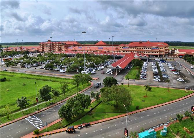Cochin India S First Airport To Operate On Solar Power
