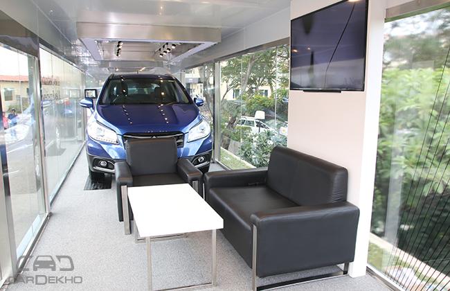 Will Nexa showrooms boost premium car sales for Maruti?