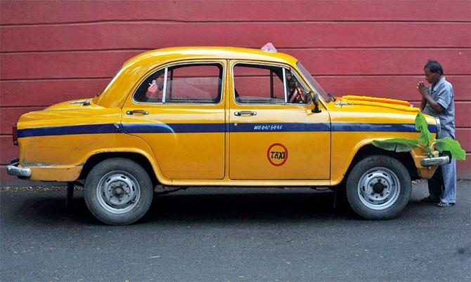 ola cab kolkata