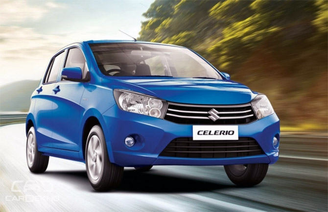Maruti Celerio: An affordable car loaded with safety features