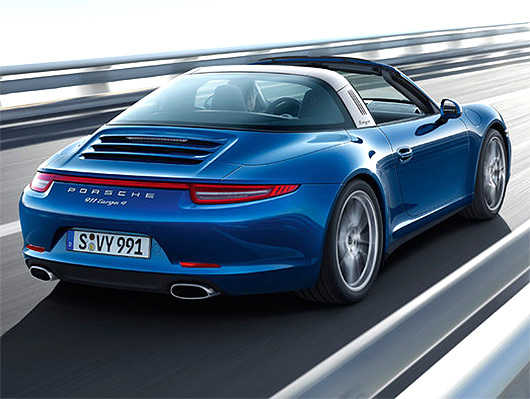 Porsche launches 911 Targa at Rs 1.78 crore